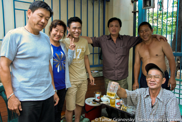 Ho Chi Minh City, Drinking with the Locals