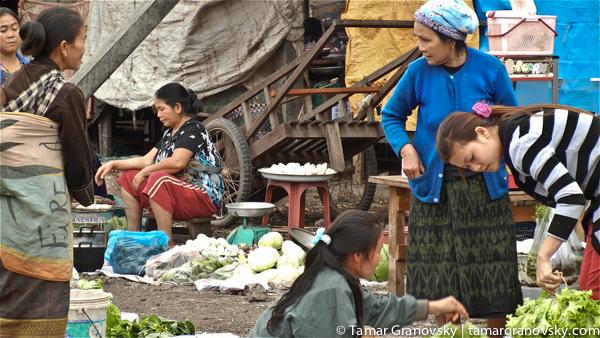 Ban Nahin market