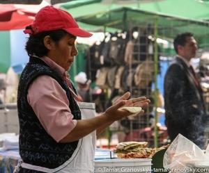 Mercado La Lagunilla