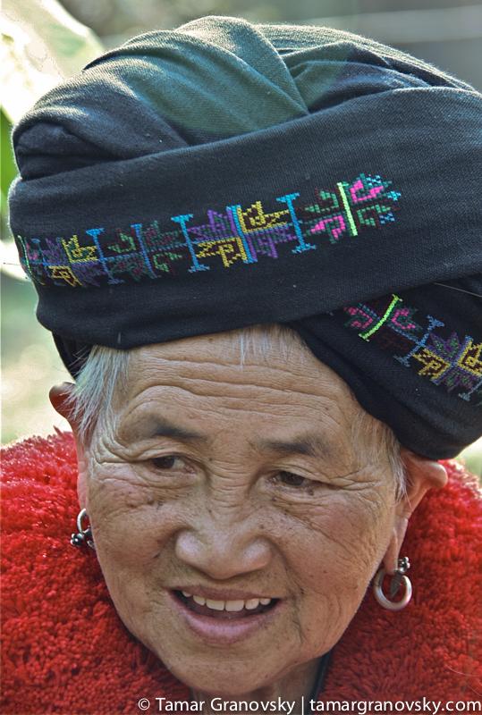 Muang Sing - Yao village