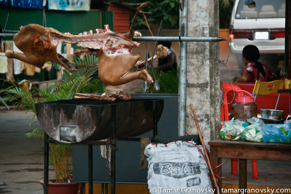 BBQ in Siem Reap