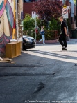 Alleyway, Montreal