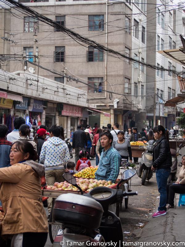 Kunming, Alley