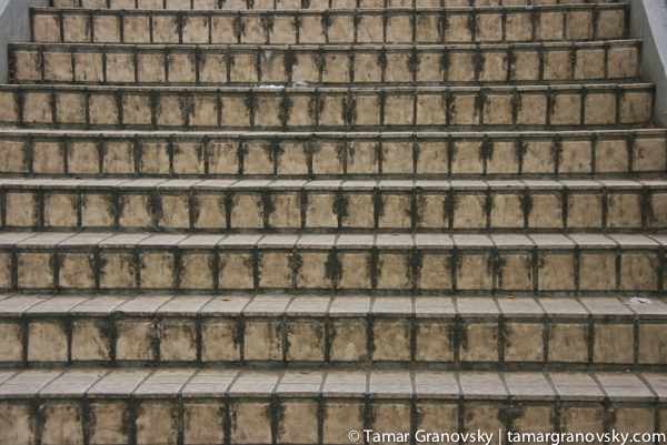 Stairs, Shanghai
