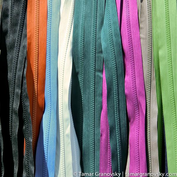 Zippers, Shanghai, China