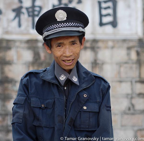 Tuan Jie Zhen - Le Ju Village (Temple Caretaker)