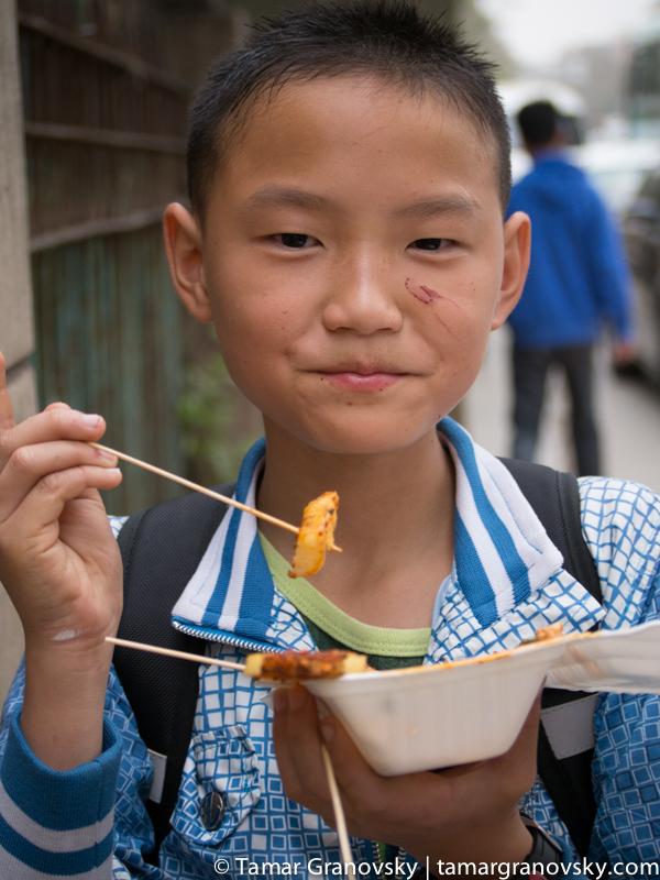 Boy, Kunming