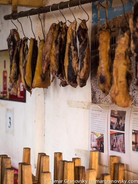 Shaxi, Long Feng Muslim Restaurant