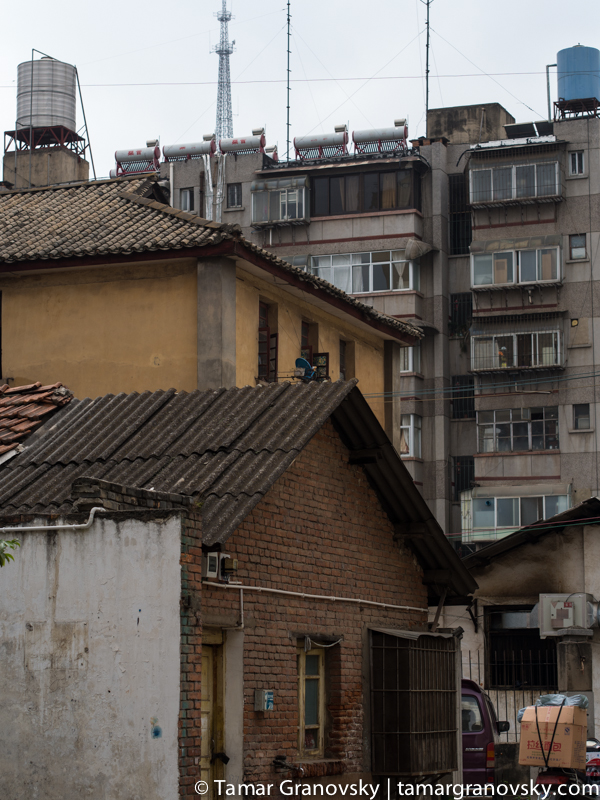 Street Scene, Kunming