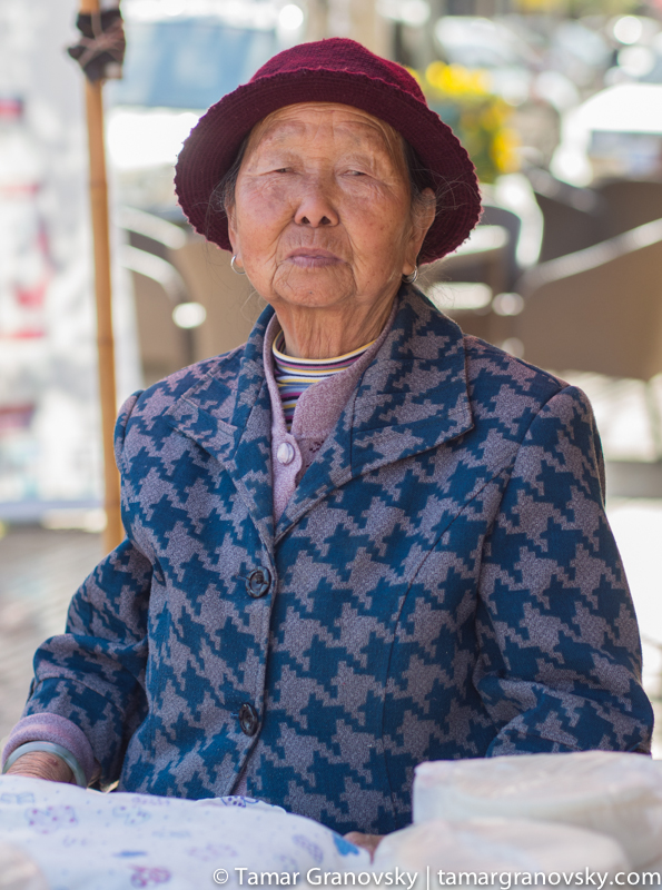 Woman, Kunming