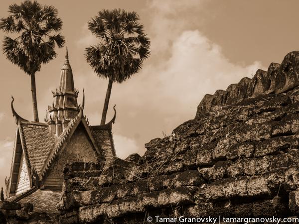 Kampong Cham, Nokor Wat