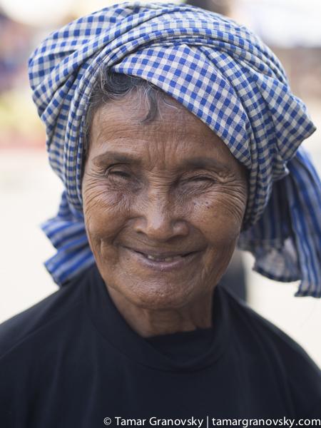 Kampong Cham, Woman