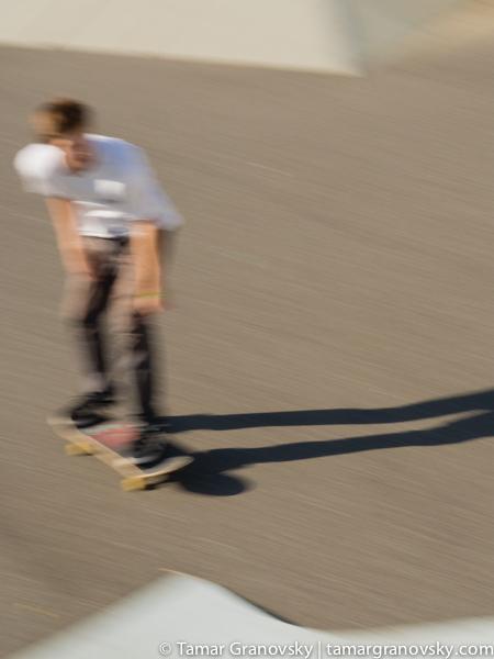 Skateboarder, Maine