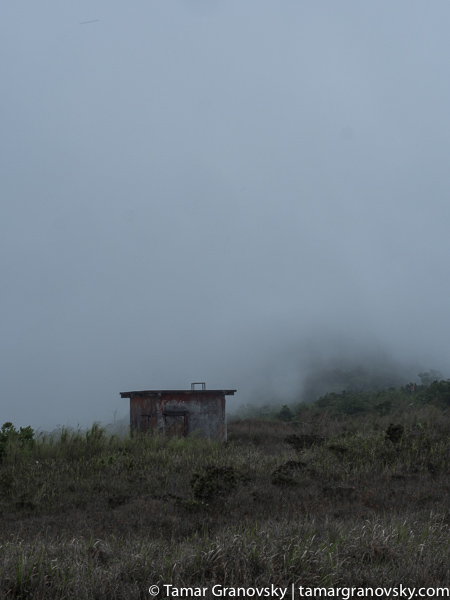 Kampot, Bokor Hill, Cambodia