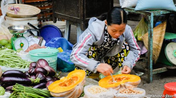 Chau Doc, Mekong Delta, Vietnam