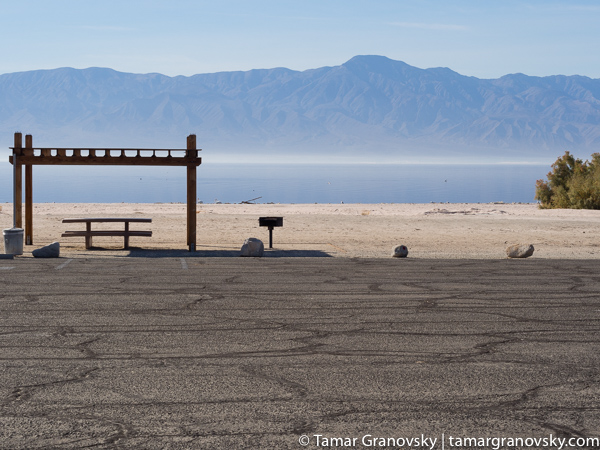 Salton Sea State Recreation Area, State Park, California